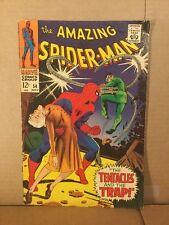 Amazing Spiderman #54 fine plus   (inv3)