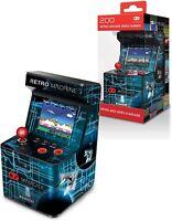 Portable Retro Mini 8-bit Arcade Machine Cabinet with 200 Retro Games NEW