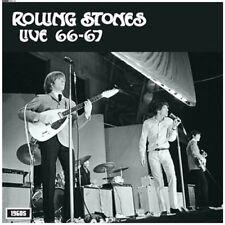 THE ROLLING STONES LIVE IN MELBOURNE-PARIS-LONDON 66-67 VINILE LP NUOVO