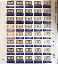 Italia Repubblica 2005 foglio prioritari 1,50 40 francobolli