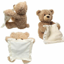 Teddy Bear Peek a Boo Play Hide And Seek Lovely Cartoon Birthday Gift Cute Music