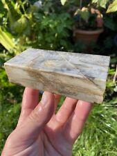 More details for vintage turkey oilstone / sharpening stone