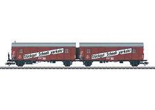 Märklin 48854 leig-einheitwagen-paar gllmhs 37 de DB # Neuf Emballage d'ORIGINE