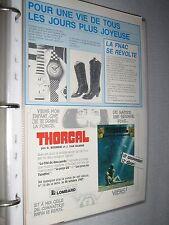 PUBLICITE THORGAL ROSINSKI