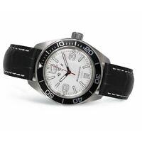 Vostok Komandirskie 030789 Mens Russian Military Wrist Watch Automatic WR 200m