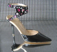 """JUST THE RIGHT SHOE """" Black Poodle exlusive """"  Rarität"""
