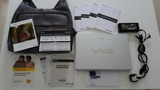 """SONY Vaio VGN-FZ31Z CEK 15.4"""" Laptop 15.4"""" 4GB of Memory Used Not Working"""