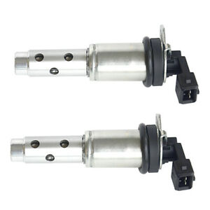 2pcs New fit for BMW Variable Timing Solenoid VVT 11367585425 917-241 528i X3 X5