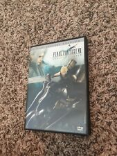 Final Fantasy VII Advent Children DVD 2 Disc Special Edition
