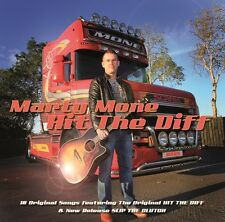 Marty Mone CD Hit The Diff including SLIP THE CLUTCH &with Bonus Track Edition