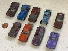 Cast Iron Toy Cars (9)