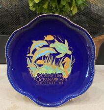 Marine Life Oceanarium Gulfport Mississippi - Decorative Plate