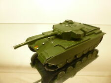 DINKY TOYS 651 CENTURION TANK - ARMY GREEN - GOOD CONDITION