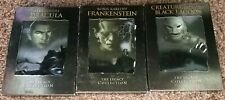The Legacy Collection (DVD Lot) Dracula / Frankenstein / Creature