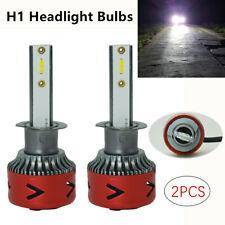2pcs Upgrade V16 H1 1800W White LED Head Light Conversion Bulbs High Lo Beam Kit
