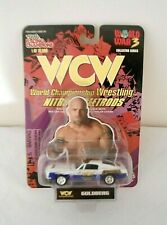 Racing Champions 1998 WCW NITRO-STREETRODS Goldberg '68 Mustang World War 3 1/64