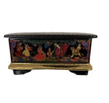 Ardleigh Elliott & Sons 1991 Russian Nutcracker Ballet Porcelain Music Box 6880E