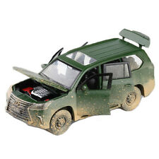 1/32 Lexus LX570 Off-road Model Car Diecast Toy Vehicle Gift Collection Green