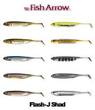 Fish Arrow Flash J Shad Swimbait - Select Size/Color