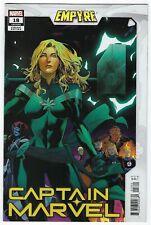 Captain Marvel # 18 Variant Cover 1st Print NM Marvel Supreme Accuser