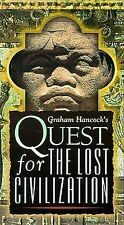 Quest for the Lost Civilization - Boxed Set [VHS], Good VHS Videos