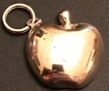 Disney Sterling Silver Poison Apple Snow White Charm