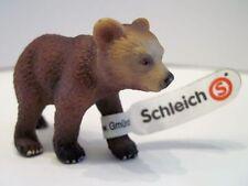 Wildtier-Spielfiguren aus Kunststoff ohne Verpackung mit 6