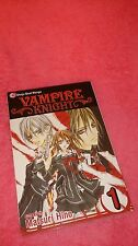 Vampire Knight manga vol. 1 Matsuri Hino english