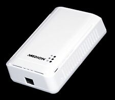 Medion Internet-Adapter MD 94990 Powerline Powerlan dlan MSN:5003 3941