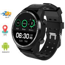 Smart Watch 4G Waterproof Smartwatch Wifi GPS Support Whatsapp Facebook Youtube