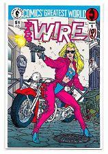 BARB WIRE #1 - COMICS' GREATEST WORLD - NM - Dark Horse Comics!