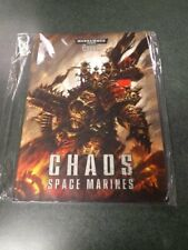 Chaos Space Marines  Codex Softcover      Warhammer 40K   Games Workshop