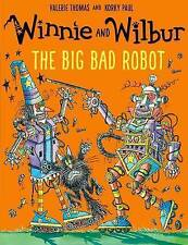Winnie the Witch Story Book - WINNIE & WILBUR: THE BIG BAD ROBOT - NEW