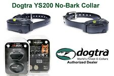 Dogtra YS200 Bark Control for Little Dog 10lbs. + Yapper Stopper No Bark Collar