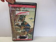 Under the Blood Red Sun unabridged audio cassettes read by Jeff Woodman