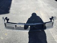 2010 2011 2012 Ford Mustang GT Front Bumper Lower Valance Lip OEM 10 11 12