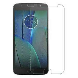 For Motorola G5s Plus, AMZER 9H Tempered Glass Screen Protector HD Clear