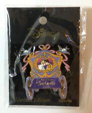 Disney Japan Pin 29326 M&P Cinderella Collection Cinderella Prince Kiss in Coach
