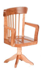 T4278 - Desk Chair - Oak