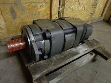 Bucher Hydraulics Double Internal Gear Pump QX83-160/51-125R Hydraulic Pump