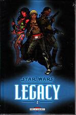 STARWARS  : LEGACY  VOLUME  2    edt DELCOURT