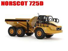 Caterpillar CAT 725D Articulated Truck - Norscot #55073 1/50 MIB