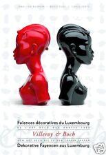 Fachbuch Villeroy & Boch Fayencen Art Déco bis 1960, Buch mit CD, VIELE Infos