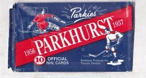 1956-57 Parkhurst Missing Link Complete Set