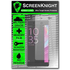 ScreenKnight Sony Xperia XA ULTRA - FRONT SCREEN PROTECTOR invisible shield