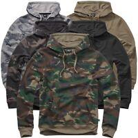 Brandit Sweat Hoody Jacke Kapuzenpullover Camo Tarn Army Outdoor Pullover