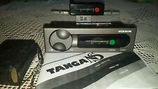Autoradio vintage collezione VOXSON TANGA NS (rosso AM + verde FM + accessori)