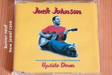 Jack Johnson – Upside Down - CD Single