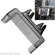 360 Degree Rotatable Universal Car Air Vent Phone Holder Stand Mount for iPhone,