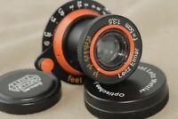 Leitz Elmar 3.5/50 mm RF M39 Lens LEICA Zeiss Eleitz Wetzlar EXCELLENT ++++